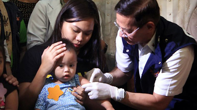 DOH: Measles Cases Are 3,671% Higher This Year Than 2017