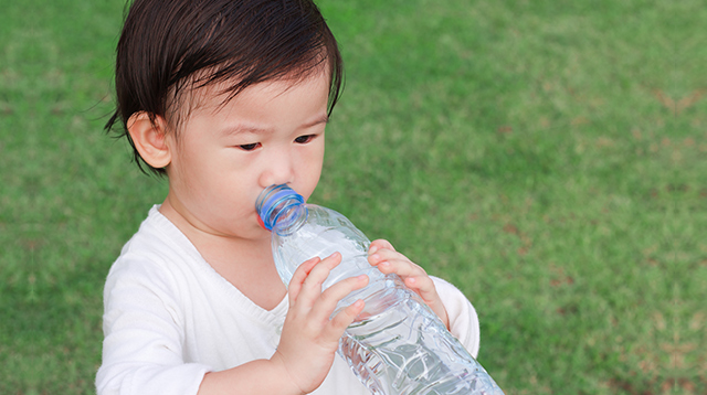 The Dangers of Refilling a Disposable Plastic Bottle