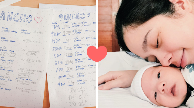 Why You Need to Track Your Baby's Eating and Sleeping Patterns