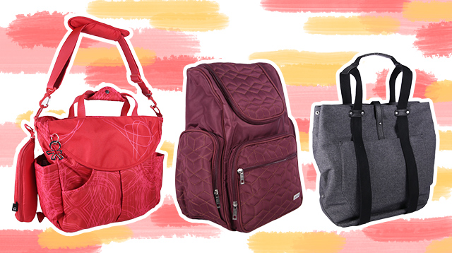 5 Stylish and Functional Diaper Bags Starting at P999
