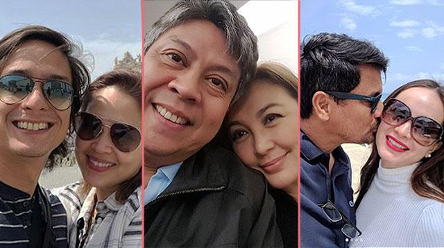 3 Most-Enduring Showbiz Couples Mark Their Wedding Anniversaries