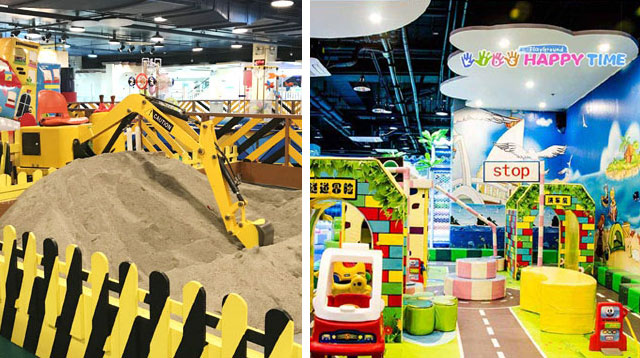 11 Indoor Playgrounds in Metro Manila Starting at P200