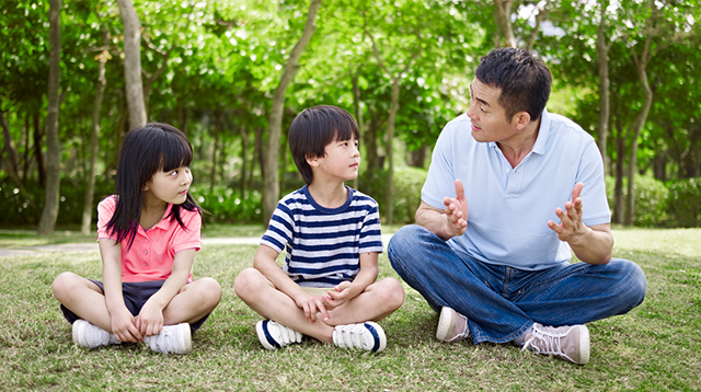 Your Child Needs a Strict Parent. Here's How to Be a Good One