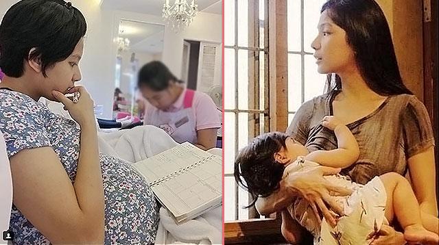 Jennica Uytingco on Weight Gain: 'Hindi Tayo Habang Buhay Ganito Kalaki'