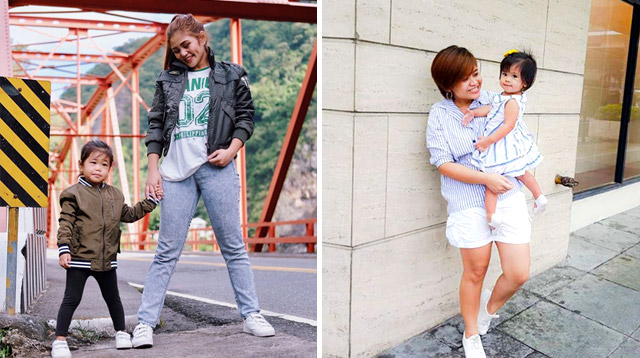 5 Easy 'Matchy-Matchy' Looks for a Mom-Daughter Twinning Weekend