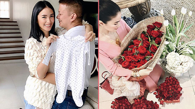 Heart Evangelista's Pregnancy Cravings Include Pizza and All Things White
