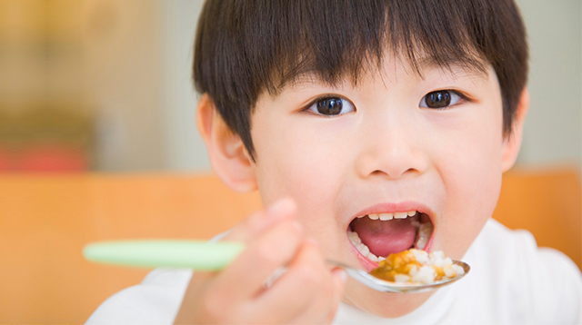 Our 5-Rule Food Guide for Children Ages 3 to 5 Years Old