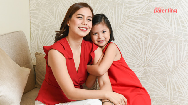 Curious Gummy Asked Mom Bettina About Her Dad, and the Single Mom Handled It Well
