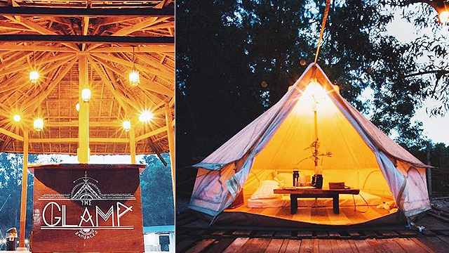 These Gorgeous Glamping Tents in Zambales Can Help You Beat the Heat