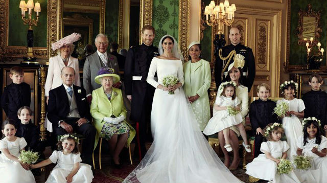 Official Royal Wedding Photos Are Here! So Was This Comment on Kate Middleton