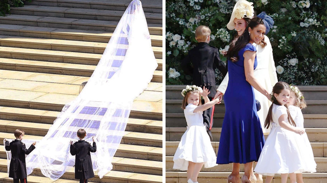 Royal Wedding Photographer Employs Trick Every Parent Is Guilty Of