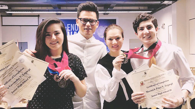 Mavy and Cassy End Another School Year with Honors
