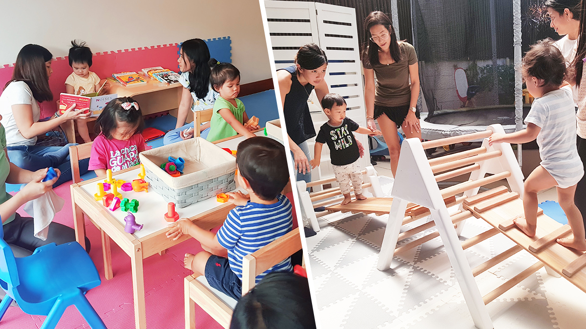 This Playschool Has the Best Classroom, and It Is Set Up in Your Home
