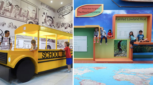 Kid-Friendly Museums Where Admission Fee Is Either Free or P150 and Below