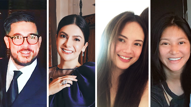 Aga, Charlene, Rufa Mae, and Ellen Pay Tribute to Their Late Parents on Social Media
