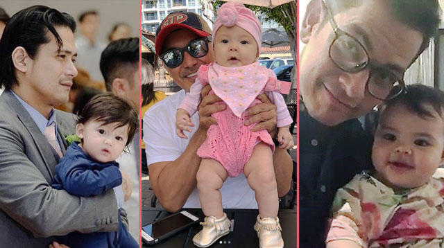 These Dads Are the Sweetest Celebrity Lolos Right Now (Looking Young, Too!)