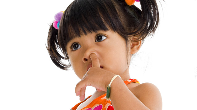 Try the 'Mother's Kiss' When an Object Is Stuck in Your Child's Nose