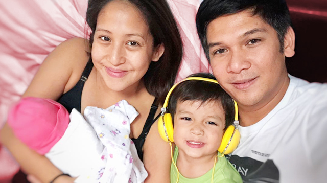 Jolina Magdangal is Under Observation After CS Surgery