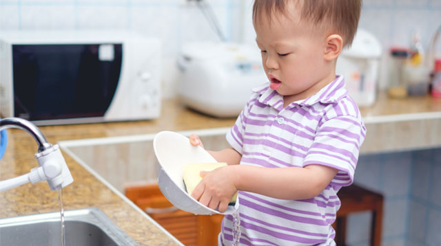 This Mom Has One Clever Solution to Get Her Three Sons to Do Chores