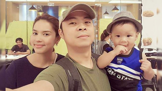 Chito and Neri's Son Miggy Is An Abstract Painter at Age One