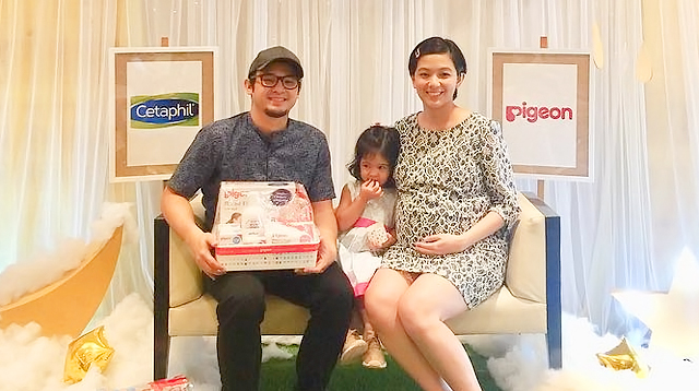 Guests at Jennica Uytingco's Baby Shower Felt Like They Were Up in the Clouds
