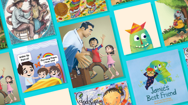 Our Top 7 Children's Books Where Dad Is the 'Bida' (Daddy-Kid Cuddle Time!)