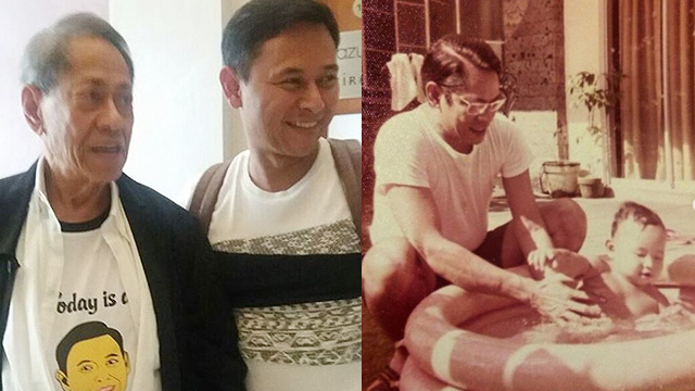 Sonny Angara Pens Heartfelt Father's Day Message for His 'Papa'