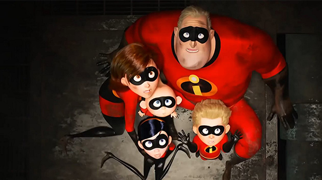 Incredibles 2 Moviegoers Warned Film Can Trigger Seizures and Migraines