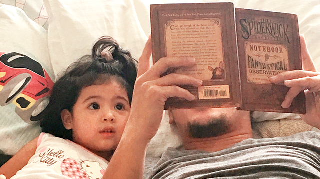 What Do Scarlet Snow, Mori and Other Celeb Toddlers Love to Read?
