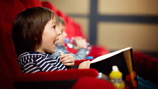 Limited-Time Offer: Kids Can Watch Movies for Free at SM Cinemas
