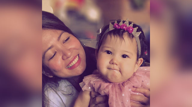 Delamar Arias Shares One of Her Spending Regrets About Baby Items