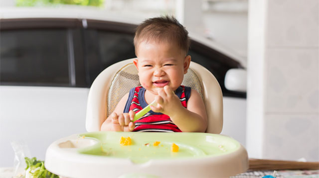 5 Top Myths About Baby's First Foods: How to Be Adventurous!