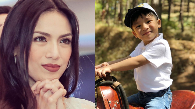 Ciara Sotto Is at Peace With Being a Single Mom: 'It's Time to Let Go'