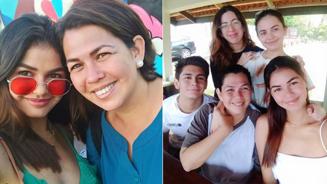 Janine Gutierrez Honors Mom Lotlot: 'You've Graduated 3 Times Too'