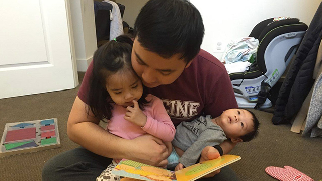 No Yaya, No Cook, No Relatives: A Stay-at-Home Dad Tells What It's Like