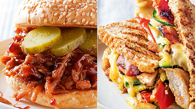 5 Delicious Baon-Worthy Takes on the Chicken Sandwich