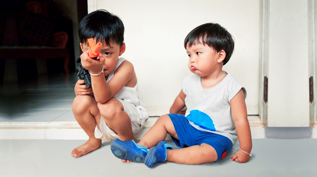 Avoid Your First Instinct When Your Child 'Fights' With a Playmate
