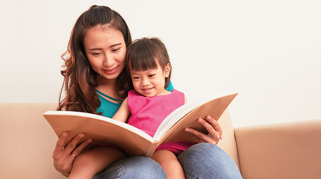 Raise A Bilingual Child! 'Use English Storybooks But Tell The Story In Filipino'