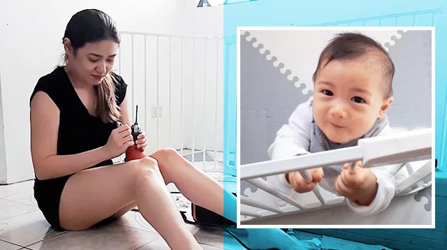 Karen Delos Reyes Shares Her 'Iwas-Bukol' Babyproofing Essentials!