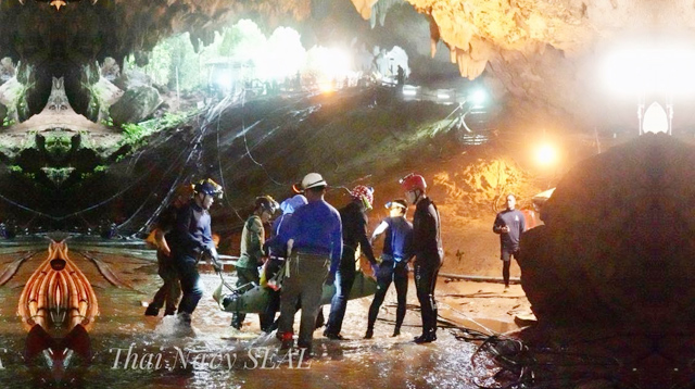 These Moments in the Thailand Cave Rescue Restored Our Faith in Humanity