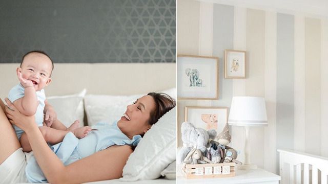 LOOK: Nikki Gil's Beautiful Apartment + Details of Baby Finn's Nursery