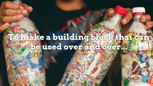 Make Ecobricks, Exchange Them for Metal Straws