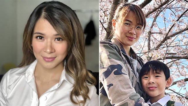 LJ Reyes Remembers Crying on Son Aki's First Day in School