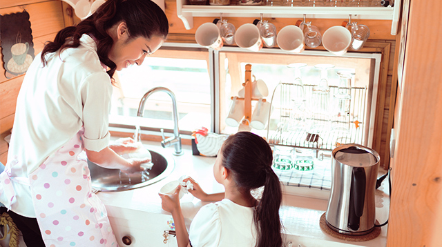 Chores Are Great for Kids, But We Hope You Apply This Golden Rule