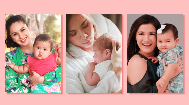Pauleen, Camille, and More Celeb Moms Answer Questions on IG!