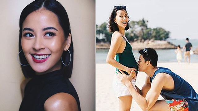 Bianca Gonzalez Almost Predicted Her Pregnancy