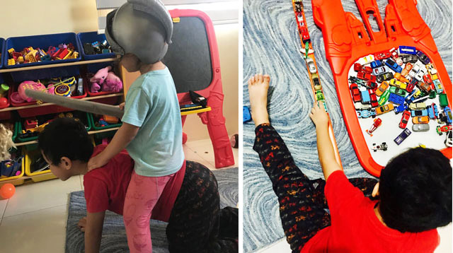 No Gadgets for a Month for a 6-Year-Old: A Parent's Experiment