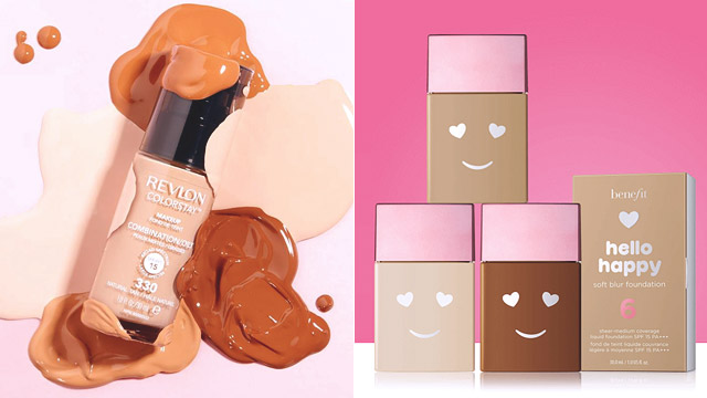 Makeup Bases From P499 That Can Blur Blemishes