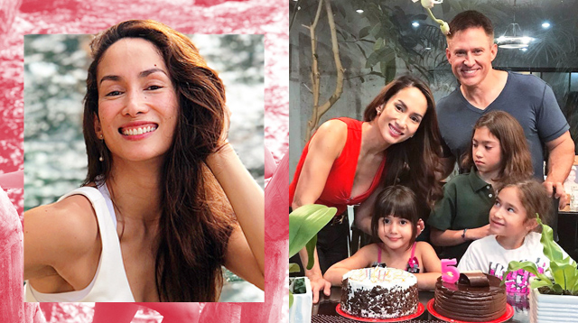 Ina Raymundo Credits Her Husband For Helping Her Overcome Depression