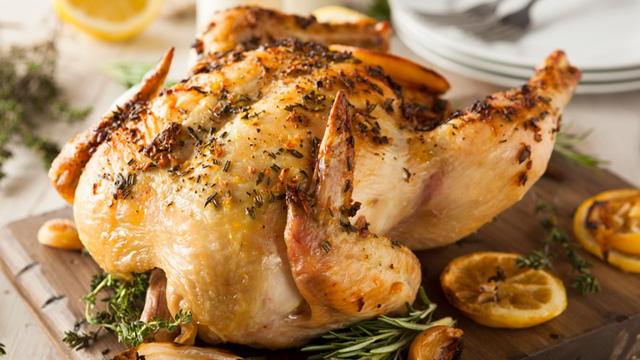 Meal Plan for the Week: Transform Roast Chicken Into 5 Different Dishes!